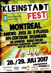 28./29.7.2017: Kleinstadtfest 2017