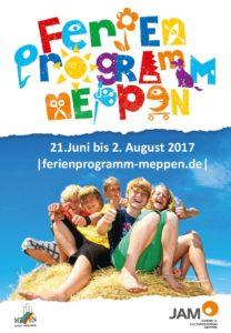 21.6.-2.8.2017: Ferienprogramm Meppen