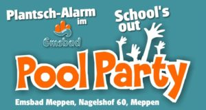 21.6.2017: Pool-Party!