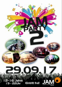 29.09.2017: JAM PARTY 2