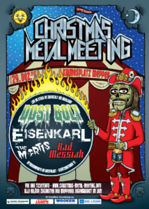 29.12.2017: Christmas Metal Meeting