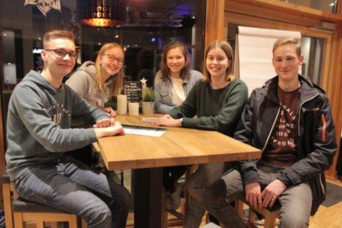 23.02.2018: Speeddating - Jugend trifft Politik!