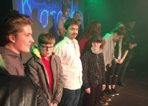 Maike de Vries gewinnt erste Karaoke-Night im JAM!