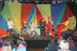 Mitmachtheater Lili & Claudius zum 2. Mal in Meppen!