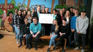 OLB fördert Meppener Kleinstadtfest mit 4.000 Euro
