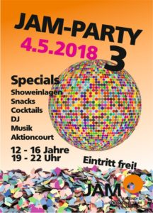 04.05.2018: JAM-PARTY 3