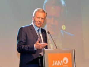 Akademieabend im JAM mit Christian Wulff
