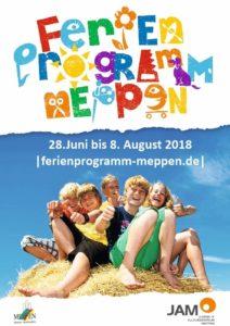 """Jetzt für das """"Ferienprogramm Meppen"""" registrieren!"""