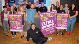 Line-up des Kleinstadtfests in Meppen ist raus!