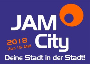 01.-04.10.2018: Kinderspielstadt JAM-City