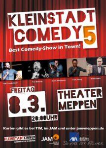 08.03.2019: Kleinstadtcomedy 5
