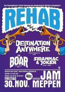 30.11.2018: REHAB-Festival
