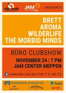 24.11.2018: RÜRO-Clubshow