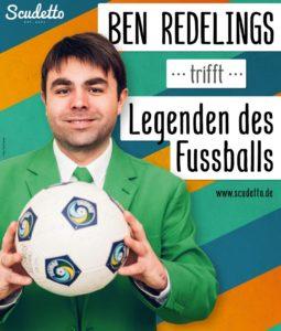 17.01.2019: Ben Redelings trifft… Legenden des Fußballs