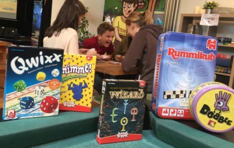 08.12.2018: Spielenachmittag im JAM