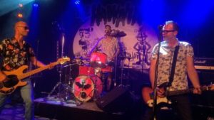 Drei Bands lassen Poppunk durchs Meppener JAM schallen