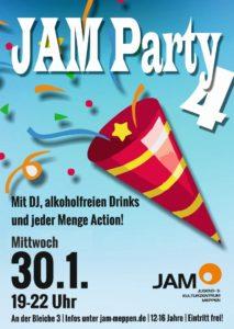 30.1.2019: JAM-Party 4
