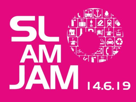 14.6.2019: SLAM AM JAM - der Poetry Slam mit Musik