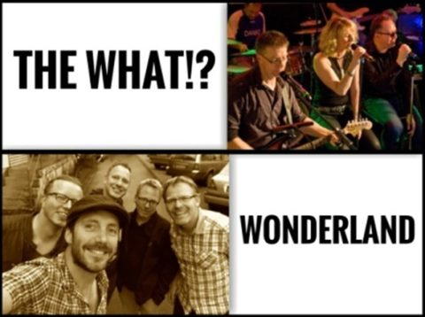 30.3.2019: THE WHAT!? & Wonderland