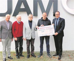 Familienverband Emsland Nord spendet 4000 Euro für Jugendarbeit