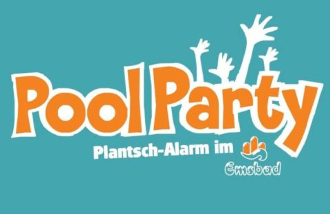5.4.2019: Oster-Pool-Party im Emsbad