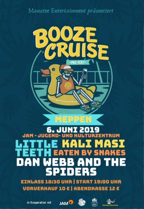 6.6.2019: Booze Cruise Pre Fest Vol. III