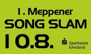 10.8.2019: 1. Meppener Song-Slam