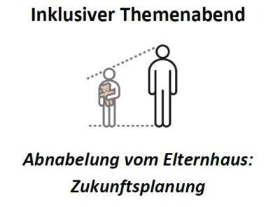 12.9.2019: Vitus Akademie (Abnabelung vom Elternhaus)