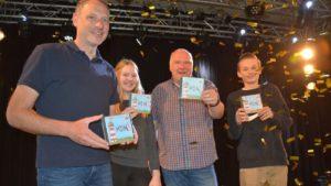 """16.6.2019: Christian Hüser: Kinderkonzert """"MOIN!"""""""