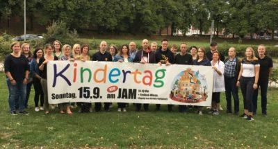 15.9.2019: Kindertag am JAM