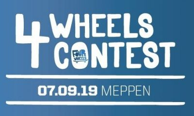 7.9.2019: Skatecontest 4 Wheels
