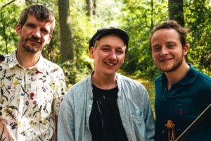 16.4.2020: David Lübke-Trio