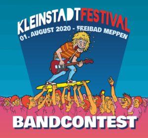 17.4.2020: Bandcontest Kleinstadtfestival
