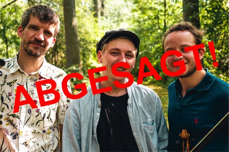 ABGESAGT!!! 16.4.2020: David Lübke-Trio