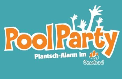 27.3.2020: Poolparty im Emsbad