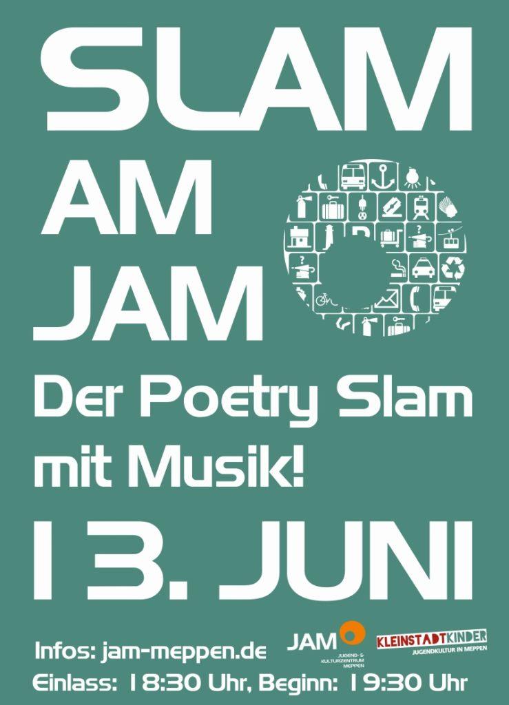 13.6.2020: SLAM AM JAM