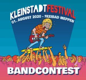 Bandcontest für Kleinstadtfestival: Jetzt bewerben!