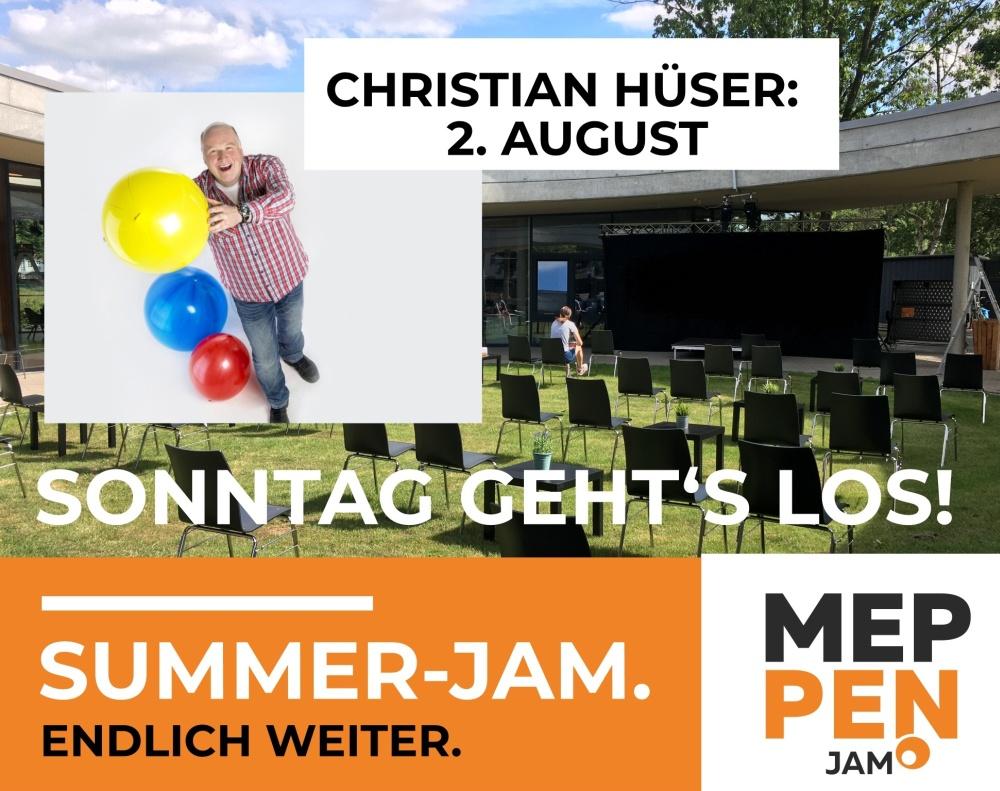SUMMER-JAM STARTET!