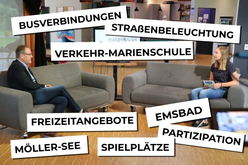 BÜRGERMEISTER-SPRECHSTUNDE FÜR KIDS | NEU: TEIL 4!