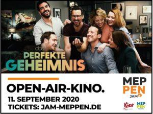 11.9.2020: OPEN-AIR-KINO (AUSVERKAUFT!)