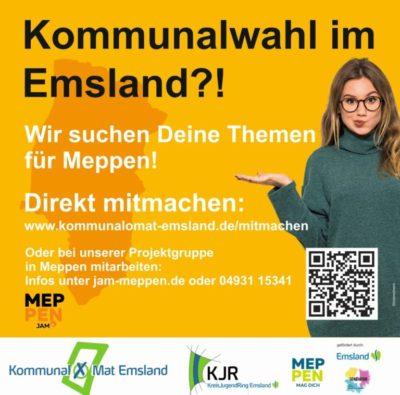 KOMMUNAL-O-MAT FÜR MEPPEN